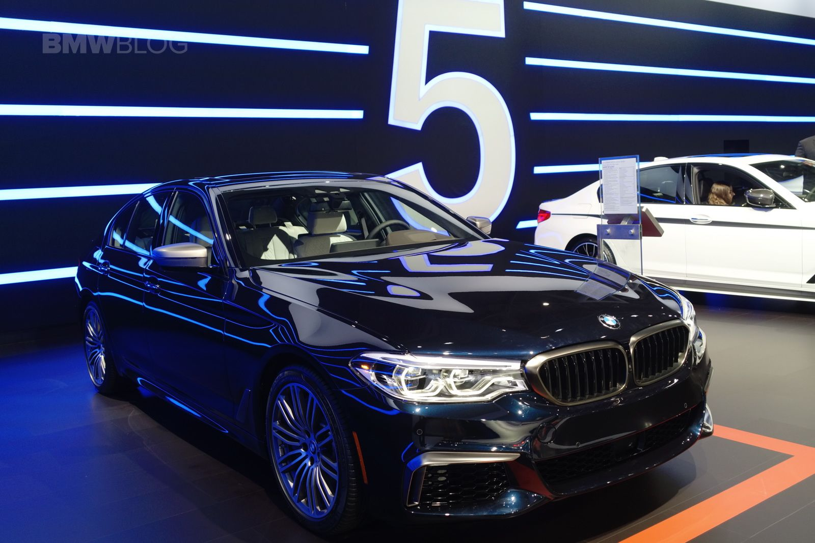 Fastest Bmw 5 Series Ever Comes To New York Auto Show Bmw