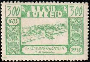 Tercentenary of Cametá - Pará state