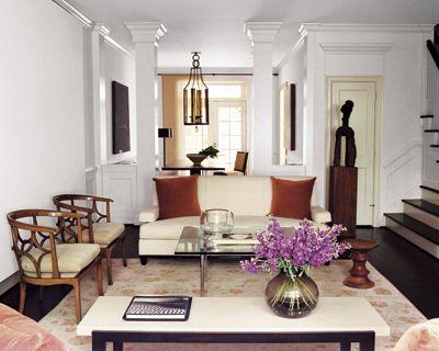 Suzie: Burnt Orange Paprika Living Room Love The Paprika, Burnt Orange  Velvet Pillows On