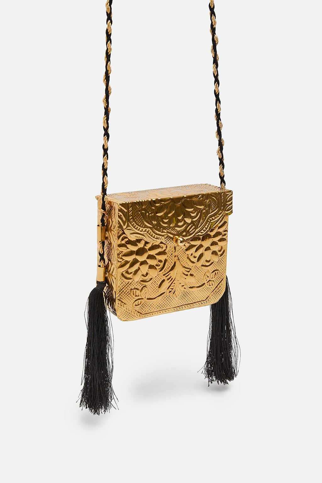 6b1b4ac21d Special edition carved gold bag in 2019 | sparklings | Gold handbags ...