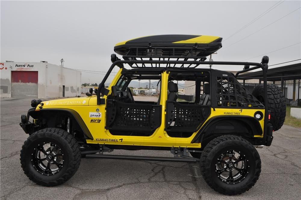 Sweet 2009 Jeep Wrangler Jk Jeep Wrangler 2009 Jeep Wrangler Yellow Jeep