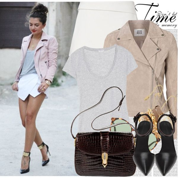 """1083. Street Style: Spain"" by chocolatepumma on Polyvore"