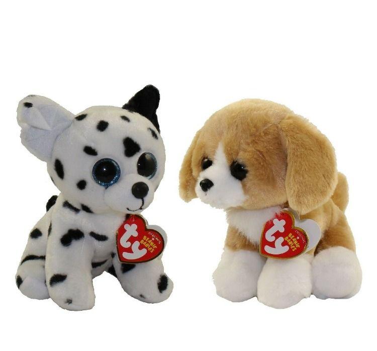 Ty Beanie Babies Baby ~ FRANKLIN the Dog 6 Inch NEW MWMT