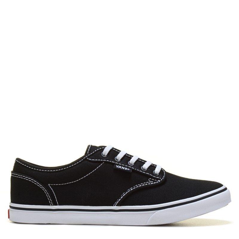 Women's 'Atwood' Sneaker (7.5M Black/White)