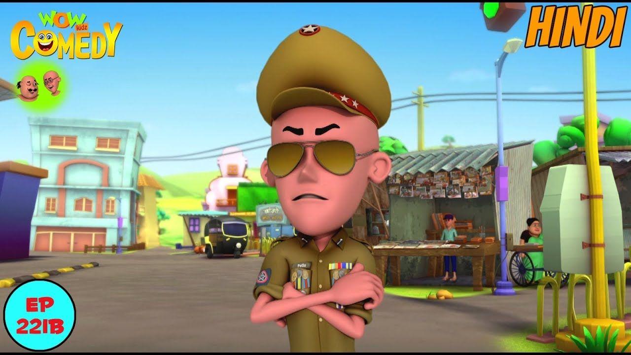 Inspector Patlu Motu Patlu in Hindi 3D Animated