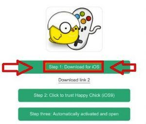 Download and Install Happychick Emulator on iOS 10 without