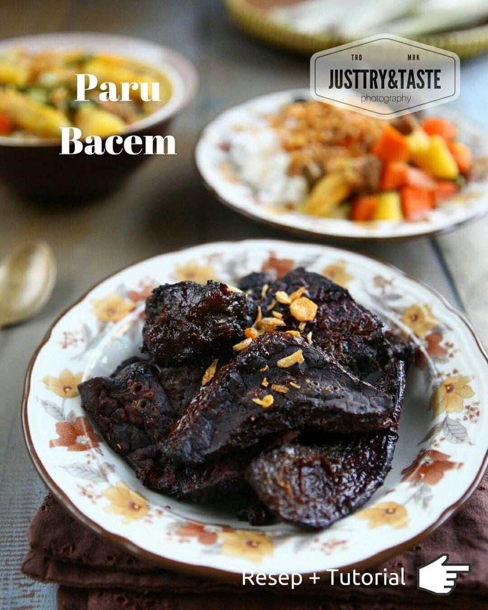 Resep Aneka Bacem Instagram Dhina Kesumawati Foodishpedia Resep Makanan Resep Makanan