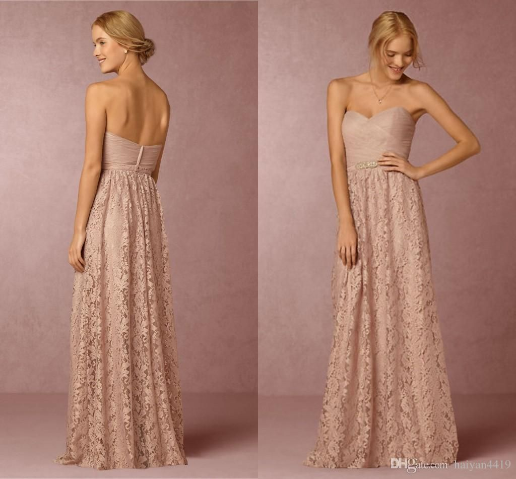 Bridesmaid Dresses 2016 New Sexy Dusky Pink Tulle