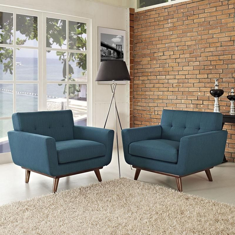 Living Room Seating Dimensions: Queen Mary Armchair Set Of 2