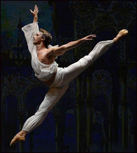 "<<Philipp Stepin (Mariinsky Ballet), ""The Talisman"" choreography by Marius Petipa, 2015 Gala Russe, les Etoiles des Ballets Russes, Grimaldi Forum, Monaco # Photo © Alain Hanel>>"
