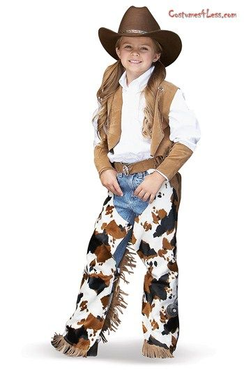 Disfraz de vaquera - Cowgirl Child Costume  c2912670f65