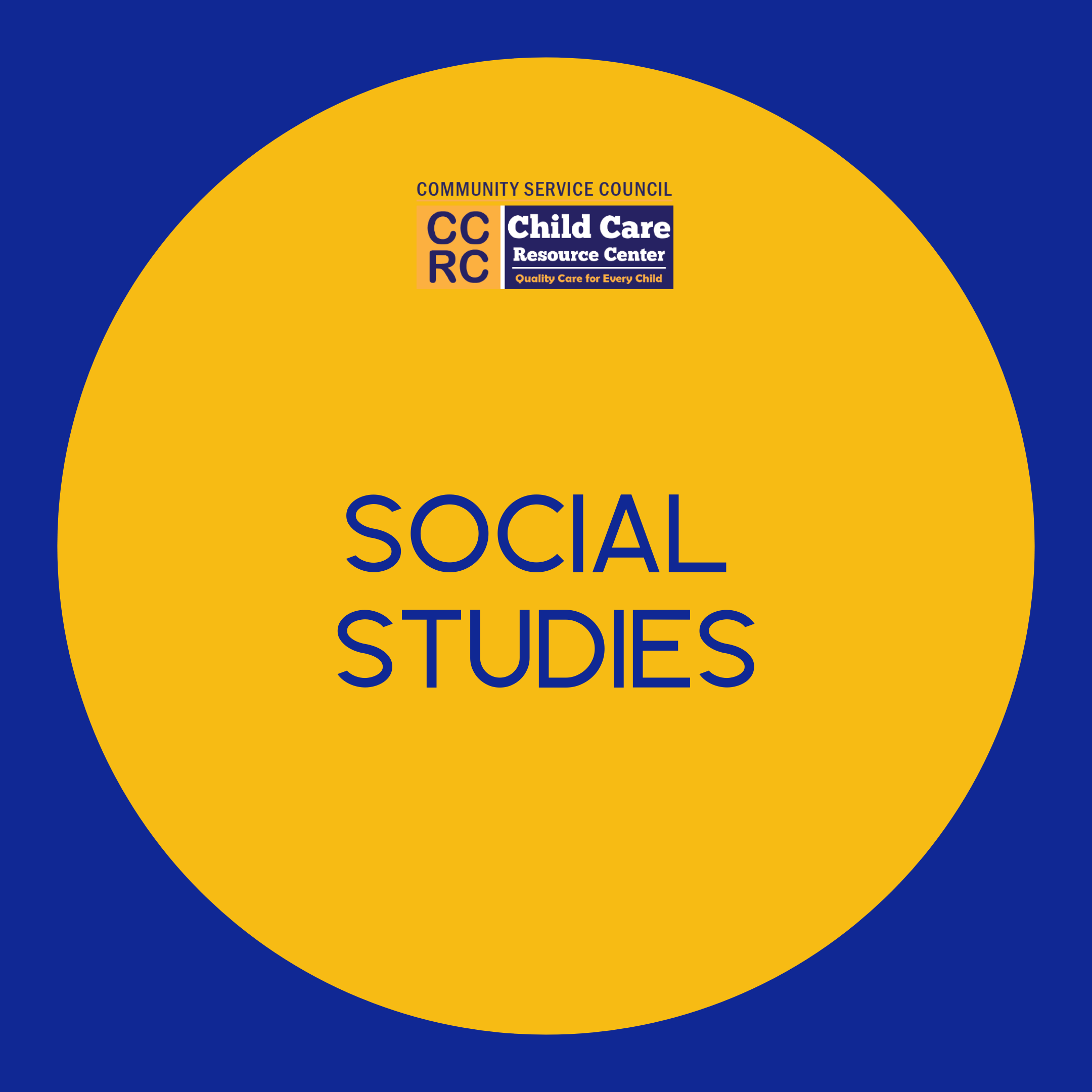 Social Studies in 2020 Child care resources, Spring