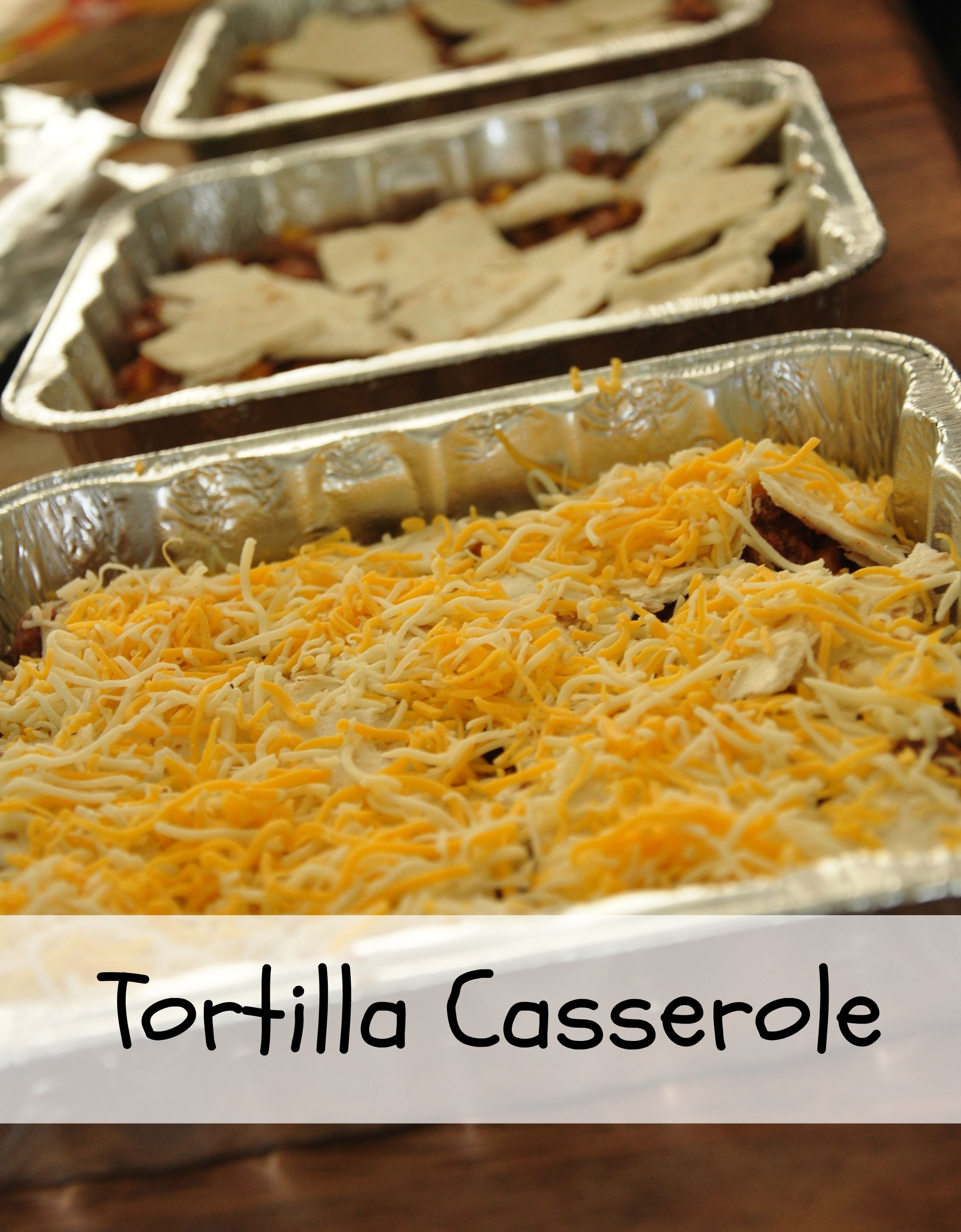 Finding a yummy dinner that everyone in the family will eat can get tricky especially if you have a picky eater. This Beef Tortilla Casserole is a perfect family dinner and it's EASY to throw together. Even better news, it makes the perfect FREEZER MEAL! You can double the recipe one night putting one together …