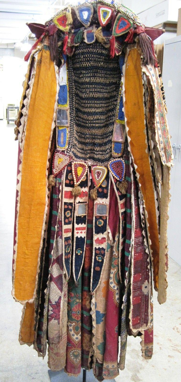 Egungun #costume #Yoruba #masquerade #Nigeria #Africa #Culture