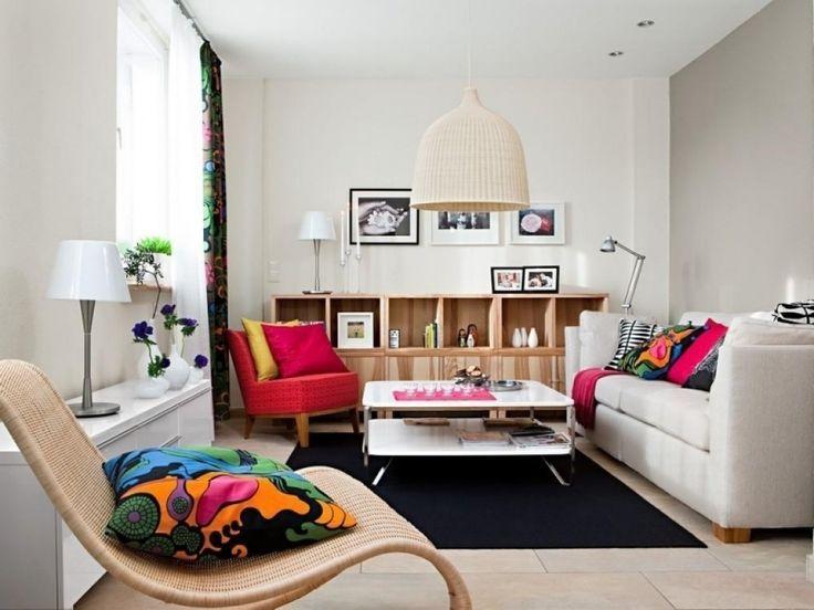 Wohnzimmer Taupe ~ Schiebe gardine fürs wohnzimmer in braun und beige mit
