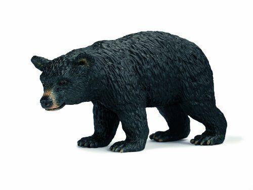 BLACK BEAR CUB by Schleich// toy// 14326