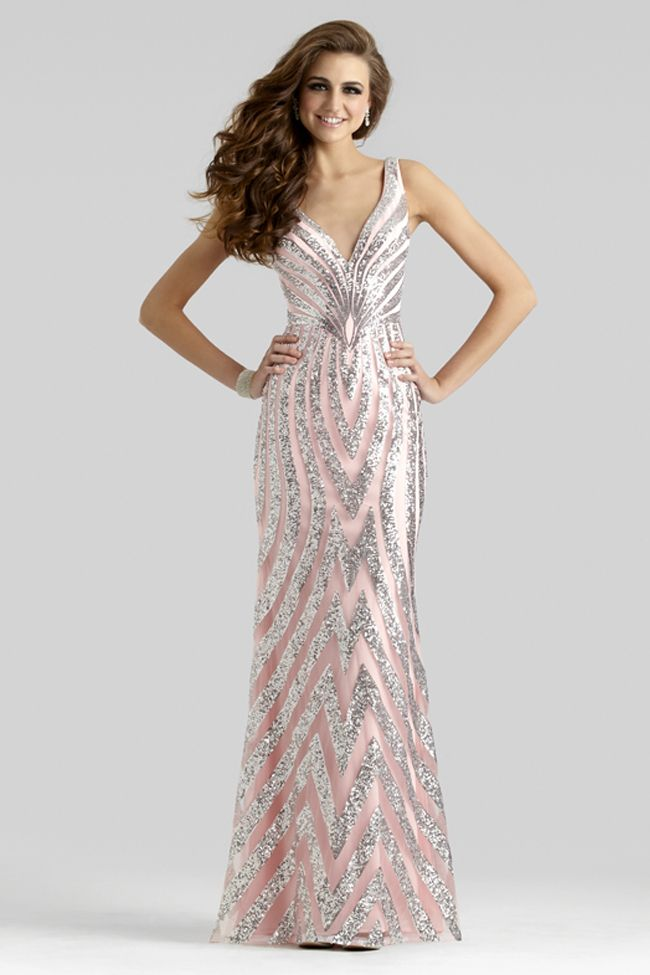 Clarisse Elegant Gown 2325 - More Colors Available | Formal gowns ...