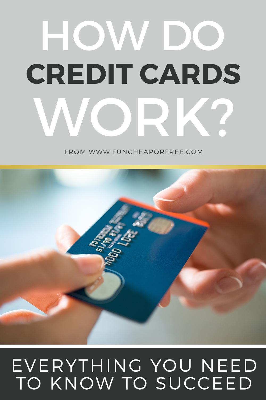 Wie funktionieren Kreditkarten? – Budgetierung & Geld von   – Budget Boot Camp