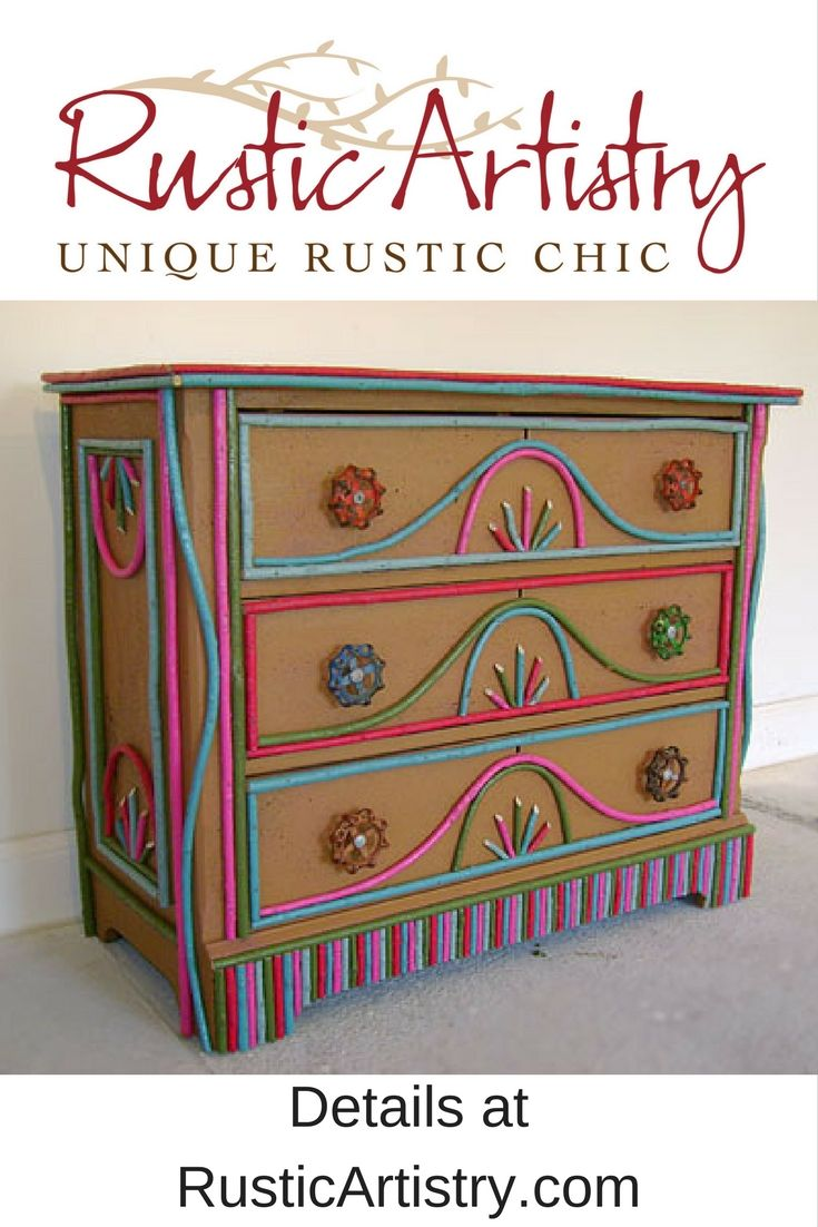 brightly painted furniture. Brightly Painted Furniture