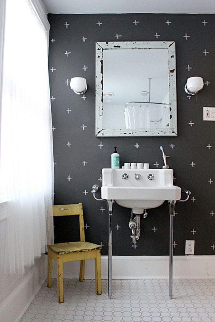68 idées créatives avec l'ardoise murale - Archzine.fr on