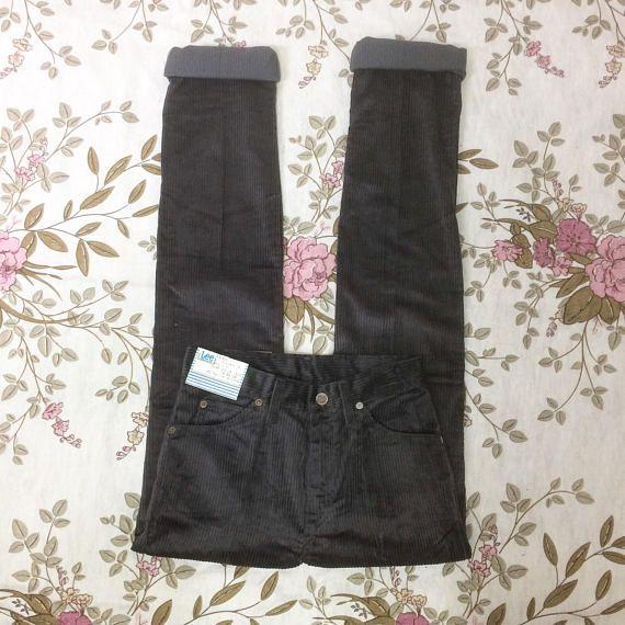 0f434d5c Vintage Cords, Corduroy Jeans, Cord Trousers, Corduroy Pants, 1970s ...