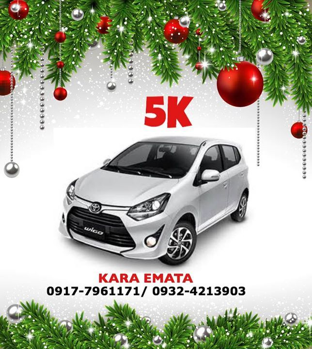🎄TOYOTA CHRISTMAS PROMO 🎄 Check out our grandest and biggest sale