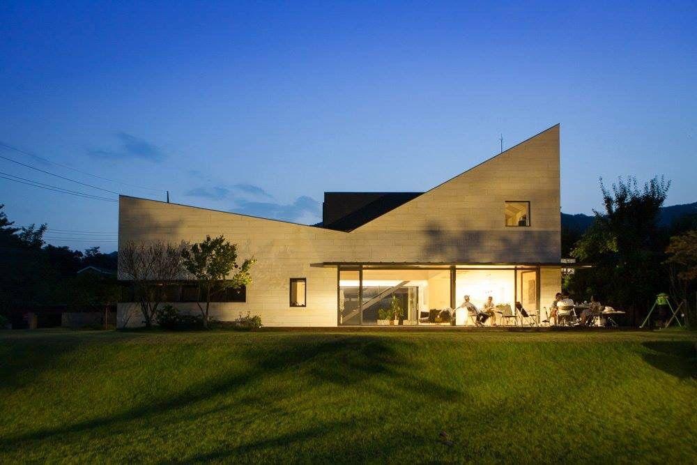 modern house facade exterior interior design house consulting