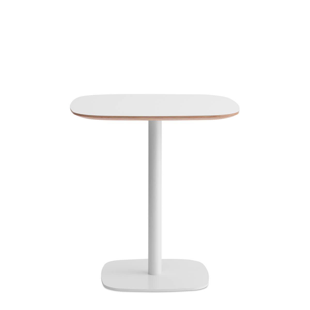 Normann Copenhagen - Form Bistrotisch H 74,5 cm, weiß Jetzt ...
