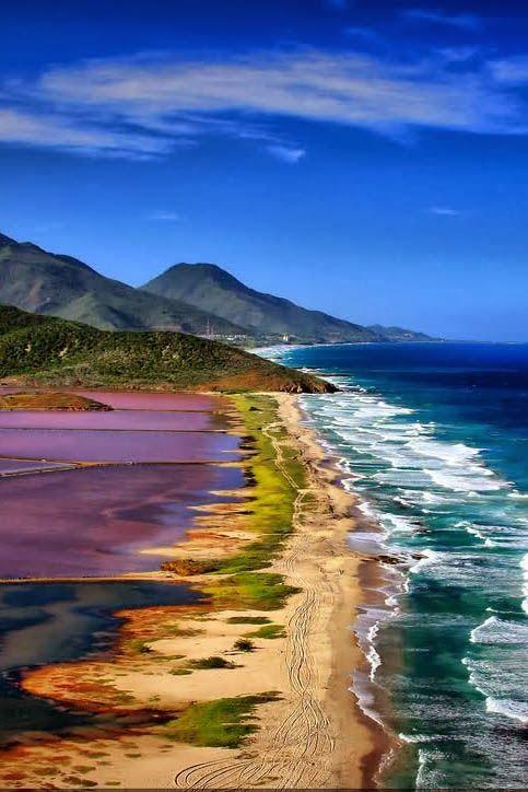 Isla de Margarita en Venezuela