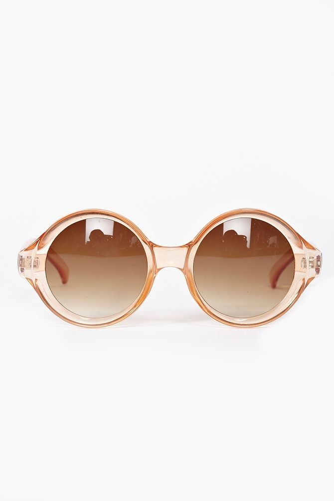 omg i love these Full Circle Shades - Peach Nasty Gal fashion - Equipment Bill Of Sale