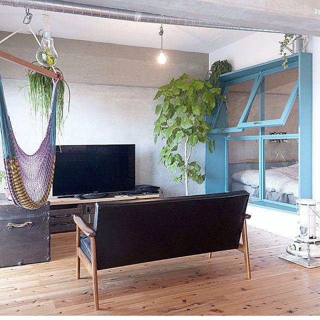 発表中 Roomclipによるお部屋イベント ガラスを使ったインテリア 内窓