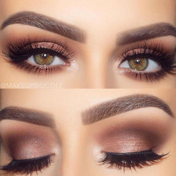 18,8 mil Ich liebe, 35 Kommentare - BretmanRock Makeup Page (@bretmansvanity) de ... -  #abre... #makeupprom