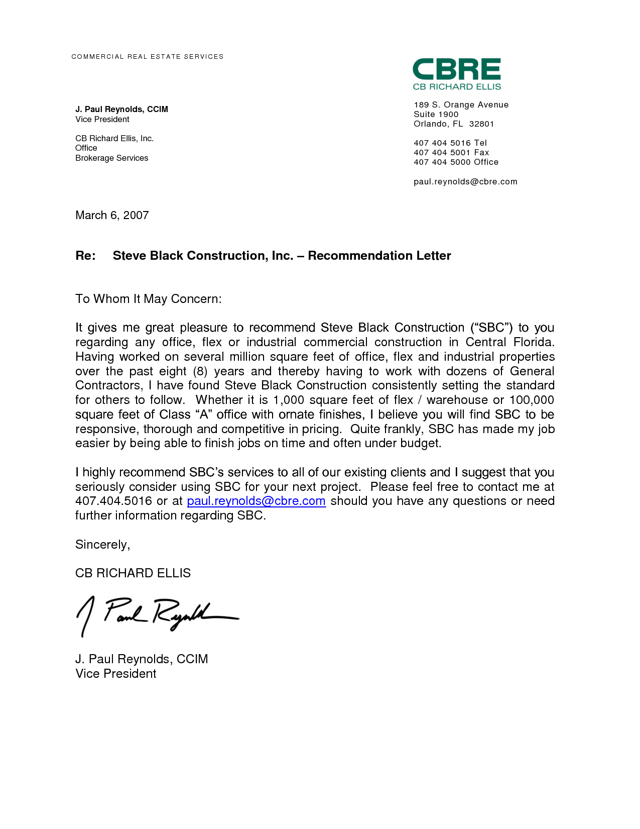 Reference Letter For A Job Reference letter, Scholarship