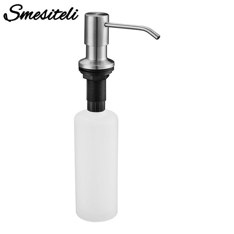 Free Shipping Stainless Steel Kitchen Sink Countertop Soap
