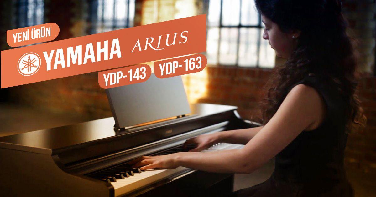 Yeni Yamaha Ydp 143 Ve Yamaha Ydp 163 Detayli Bilgi Icin Http Www 1enstruman Com Dijital Piyanolar Piyano Muzik Bilgi