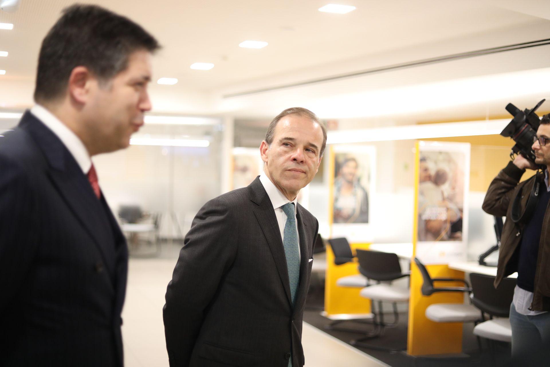 Um é conotado com a Opus Dei, outro com a maçonaria. Félix Morgado e Tomás Correia têm uma relação difícil. E nos últimos meses a desconfiança mútua tem-se agravado.