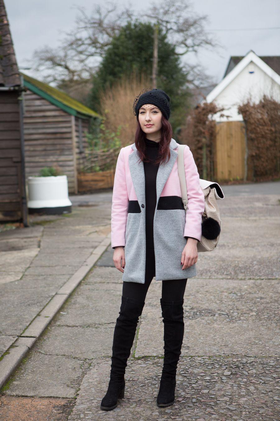 afecd6df Beanie Girl // OOTD from StyleRarebit.com | Style Rarebit | Girl ...
