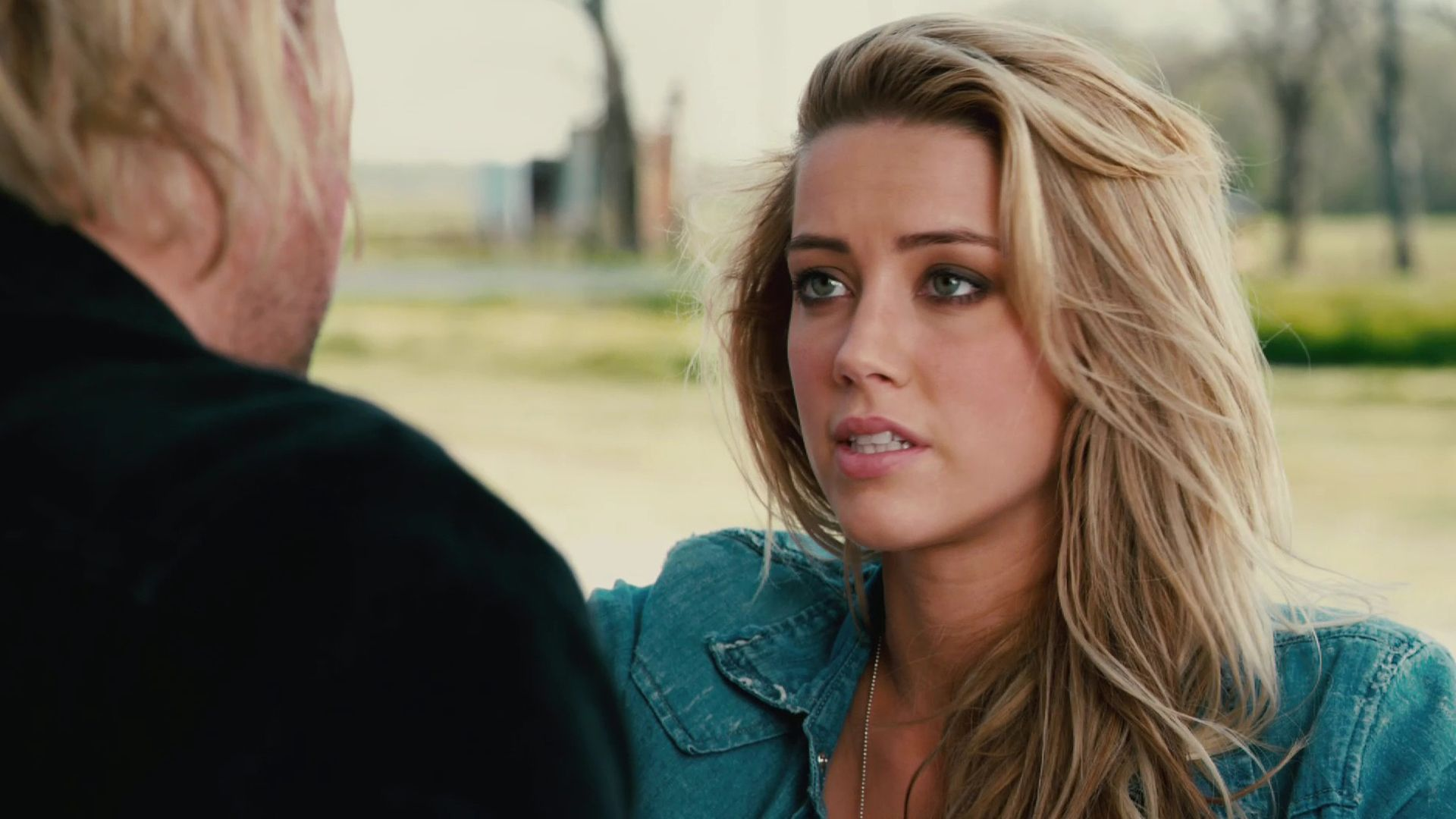 Drive Angry Long Hair Styles Amber Heard Hair Styles