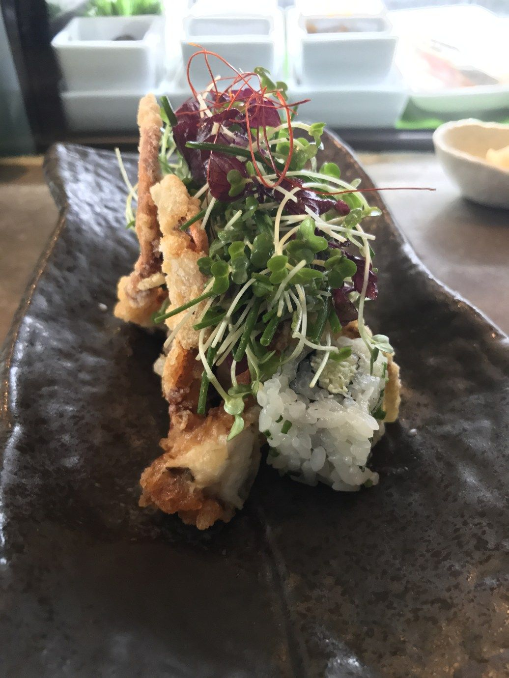 Double Crab Roll From Dinings Marylebone In 2020 Food Tasty