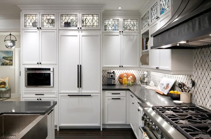 Thermador Kitchen Gallery Beautiful White Kitchen