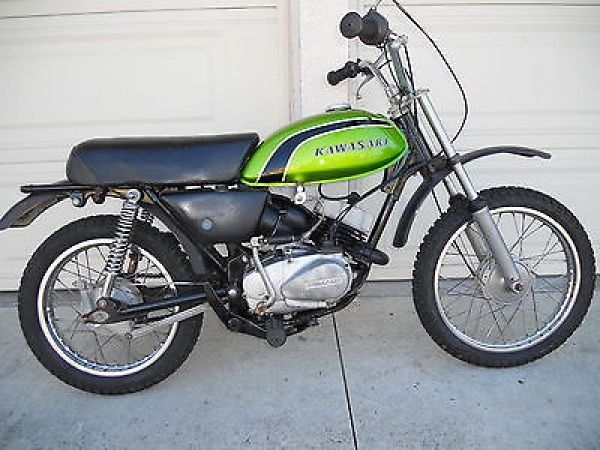 1973 kawasaki 90 mc1 m motorcycles japanese motorcycle motorcycle vintage motorcycles. Black Bedroom Furniture Sets. Home Design Ideas