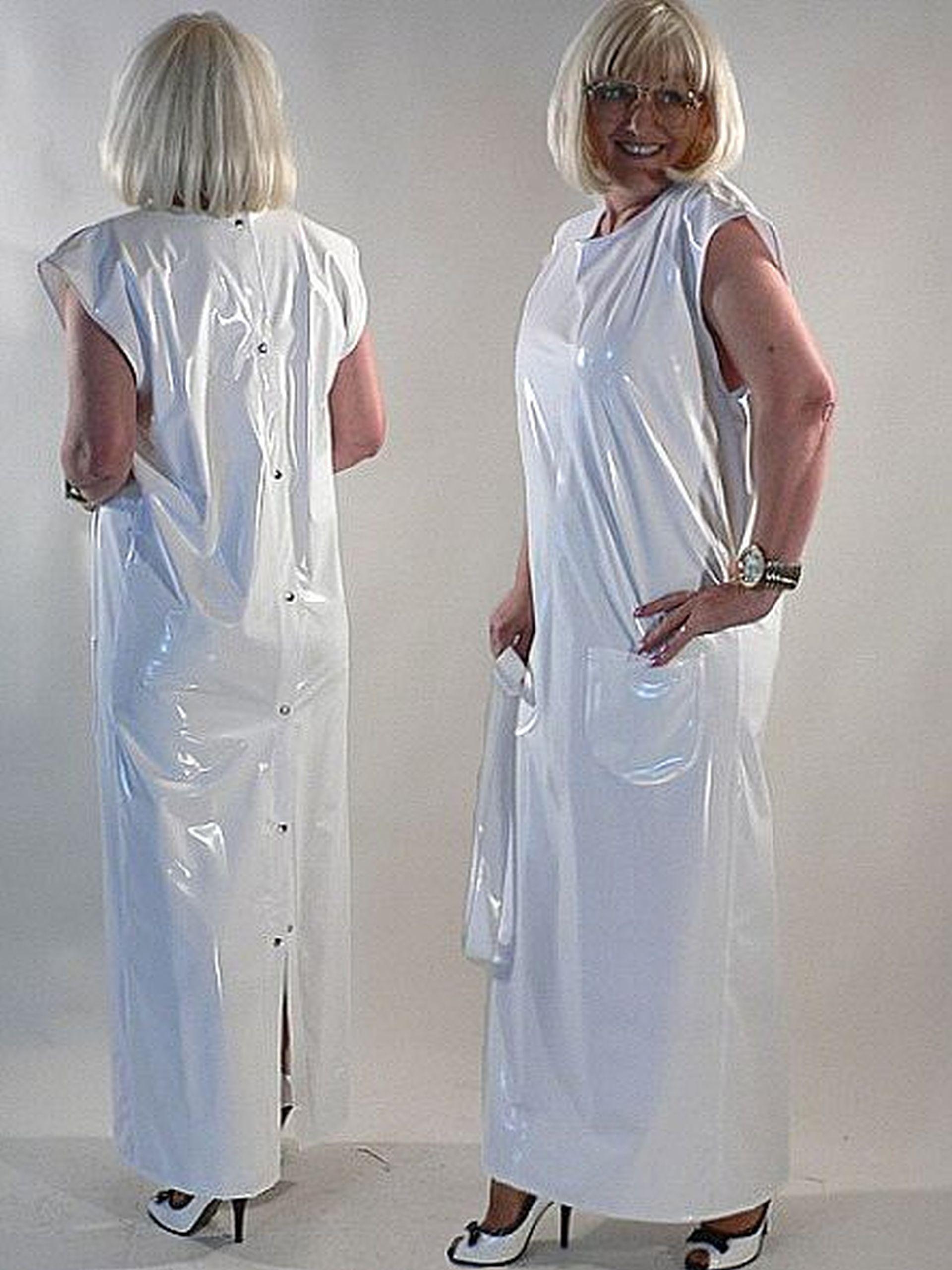 White apron doctors - Pvc Apronapron