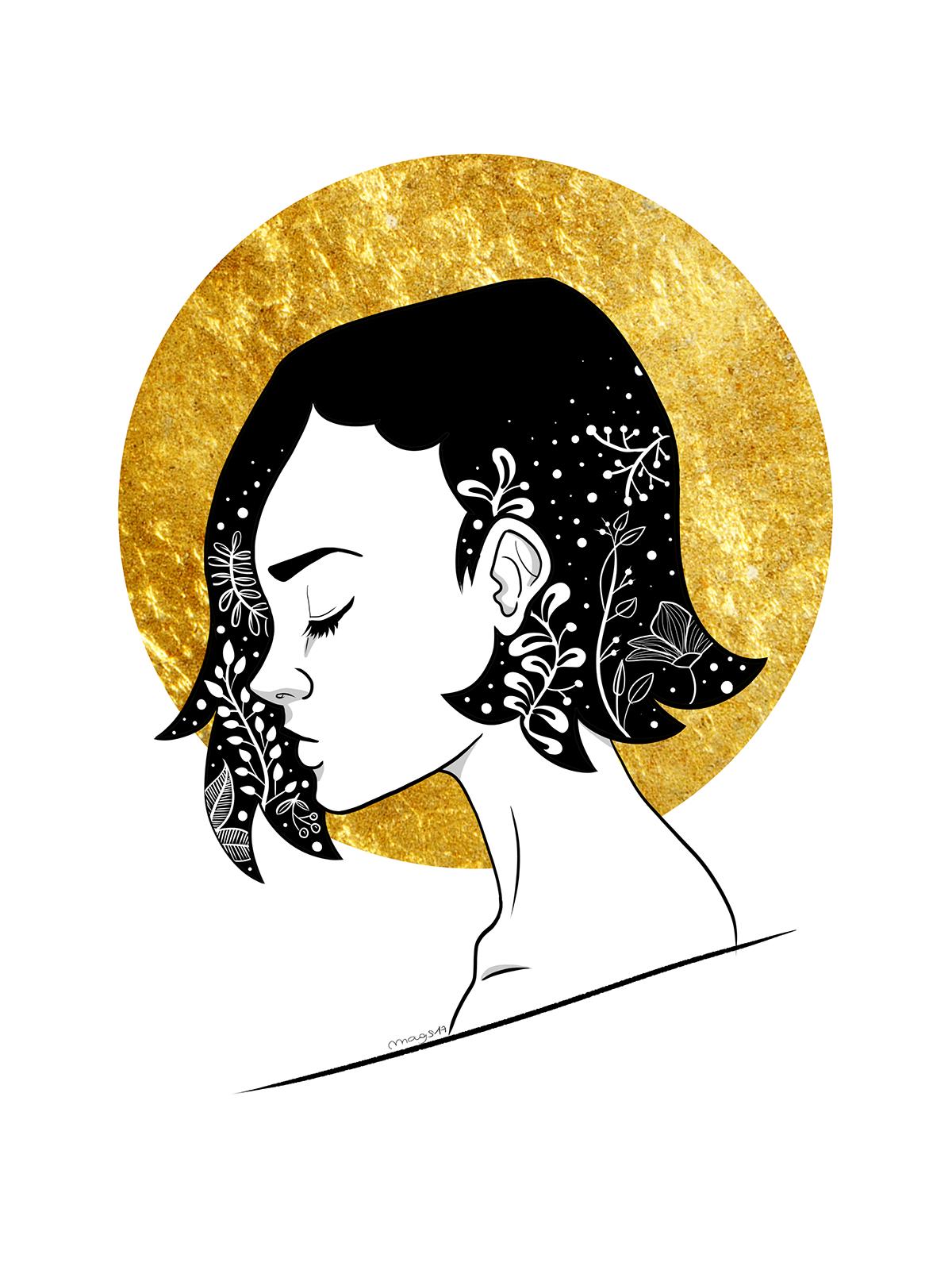Golden Girls on Behance