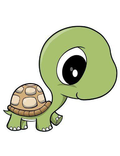 Pin By Debbi Marshall On Craft Ideas Cartoon Baby Animals Cute Baby Turtles Cartoon Turtle