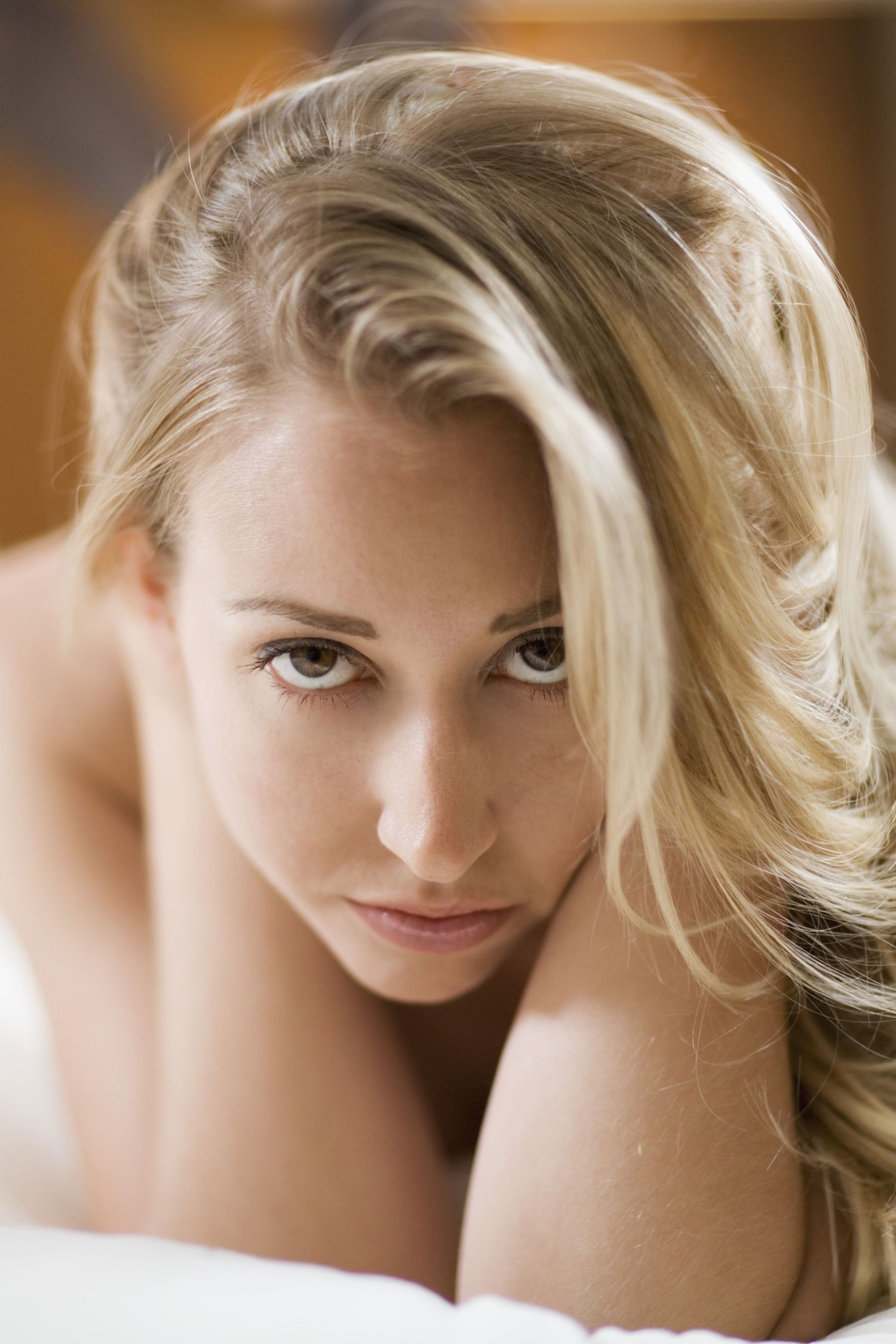 Nice girl nude