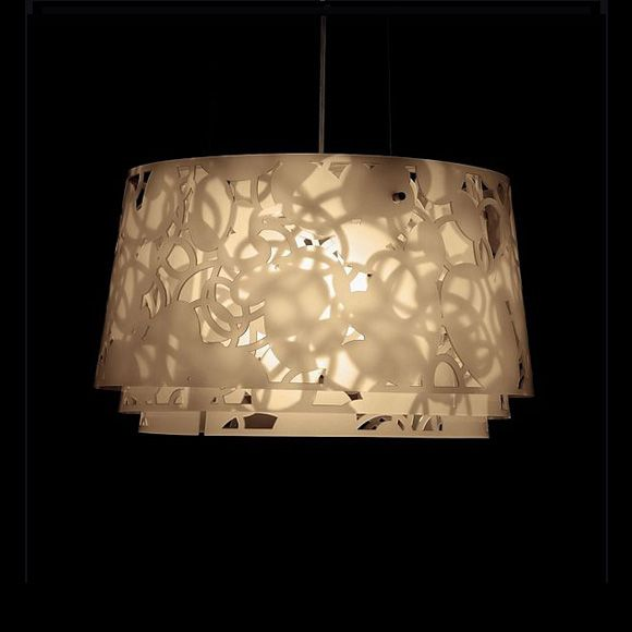 louis poulsen Collage Pendant light, Smoke Screen - so want this… (wish it came in green though)