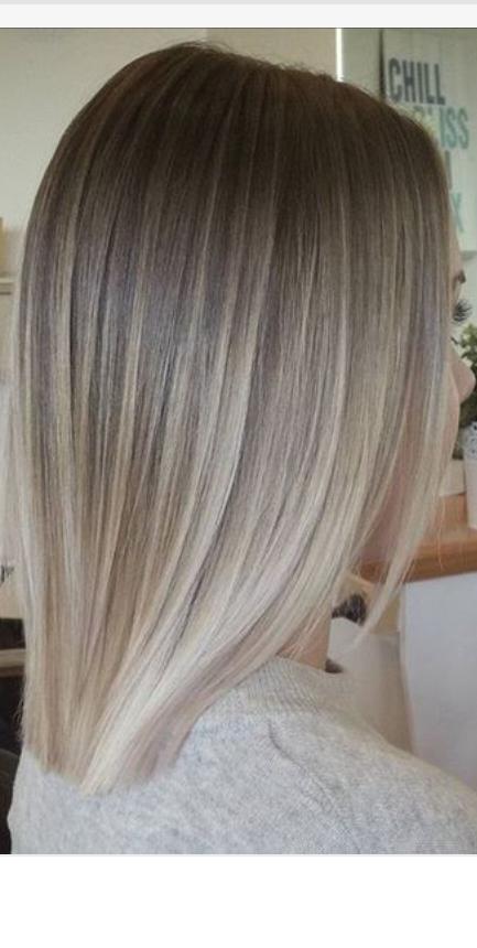 50 Gorgeous Balayage Hair Color Ideas For Blonde Short Straight Hair Hair Design Styles Balaya Short Hair Balayage Short Blonde Hair Balayage Straight Hair