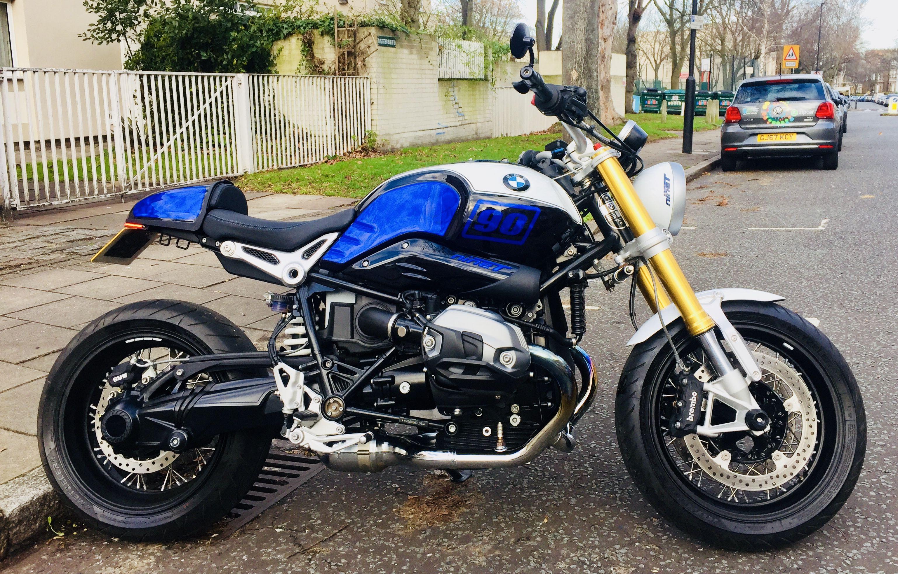 bmw r nine t individual motorrad r9t cafe racer motor. Black Bedroom Furniture Sets. Home Design Ideas