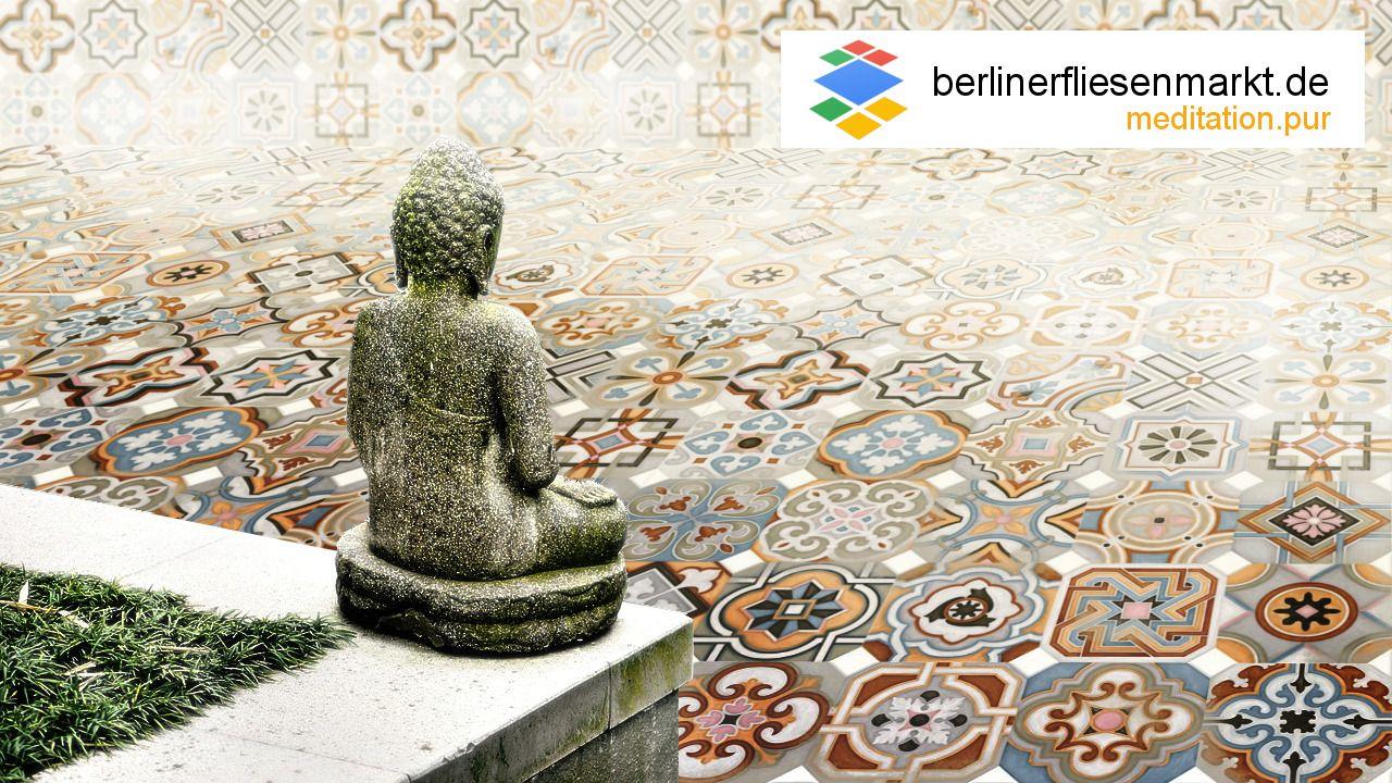 Berliner Fliesenmarkt meditieren im berliner fliesenmarkt mit hilfe challs ottagona