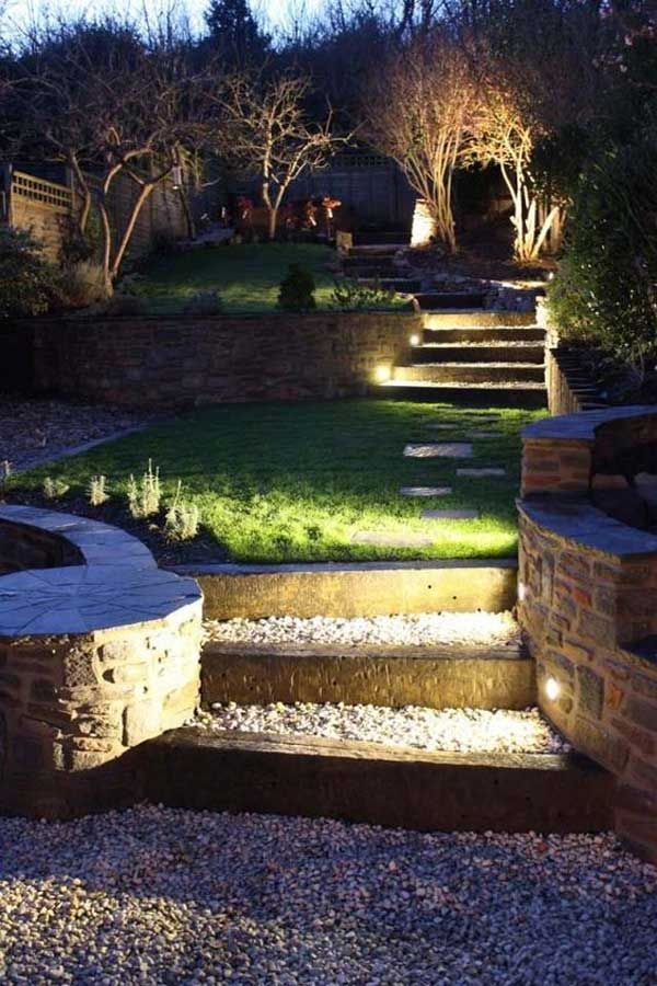 8 outdoor lighting ideas in 2018 to inspire your backyard makeover outdoor lighting backyard fences and backyard makeover